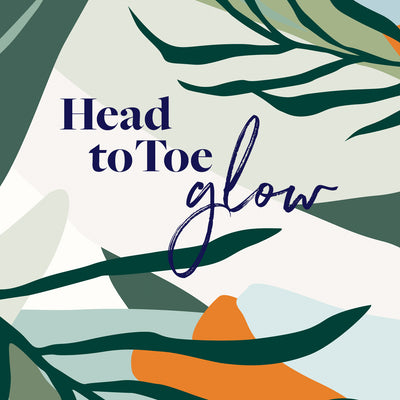 Head to Toe Glow Limited Edition Box