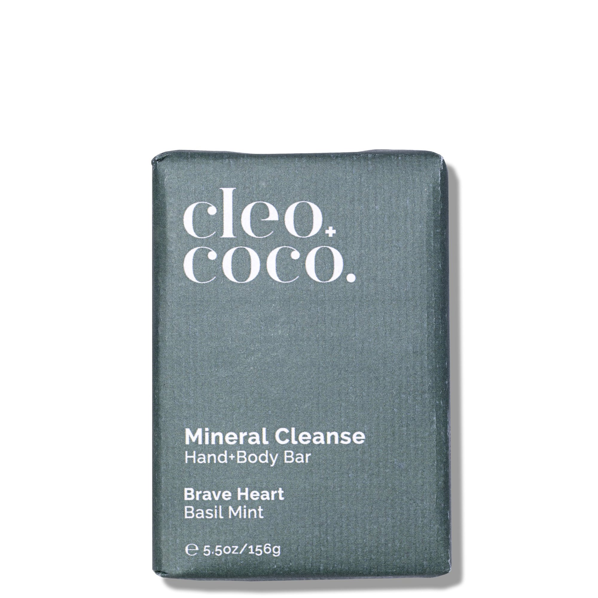 Mineral Cleanse Hand + Body Bar