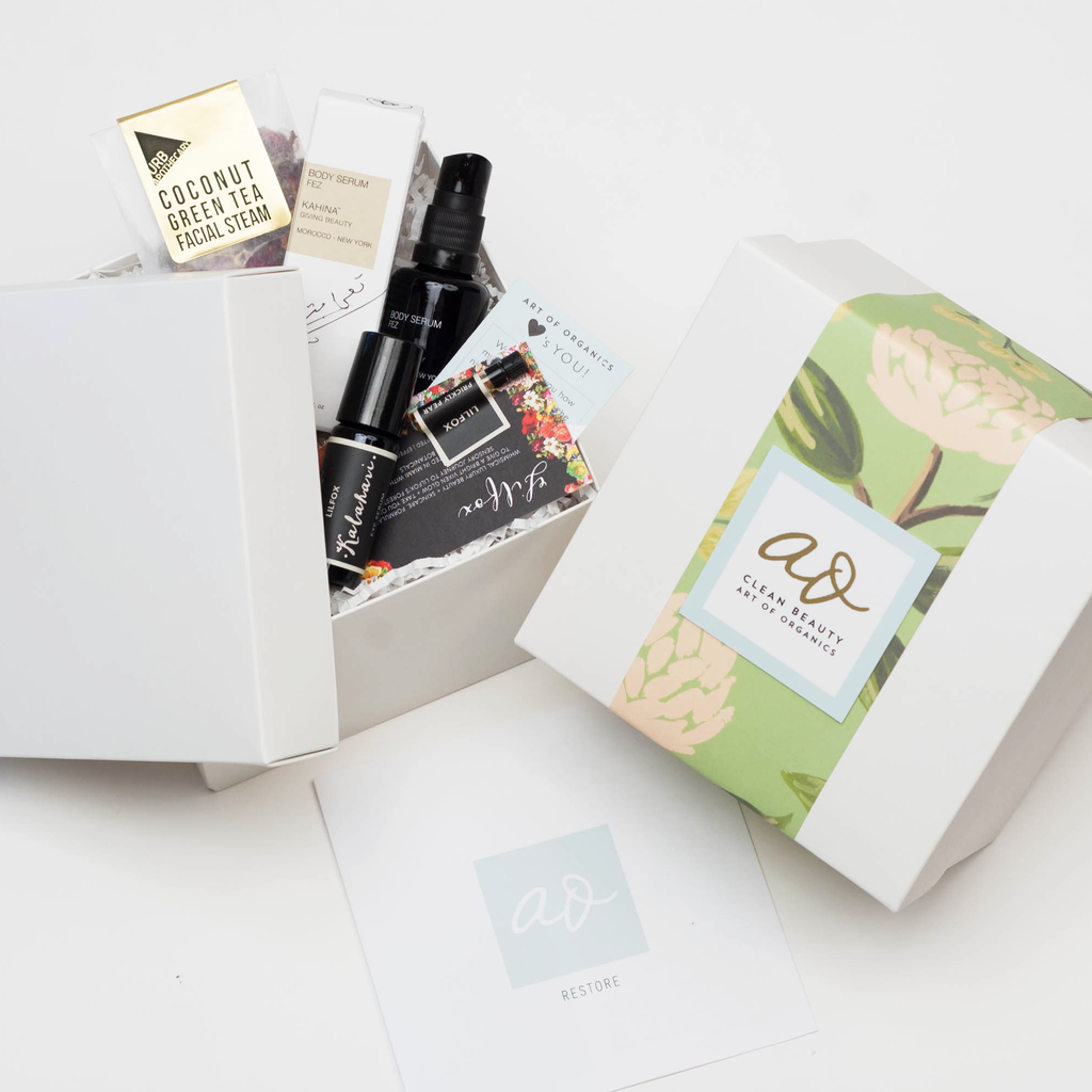 The Clean Beauty Box - 3 month Gift