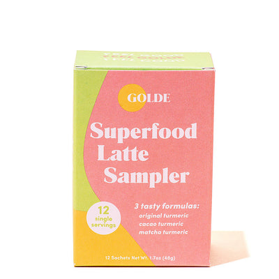 Superfood Latter Sampler