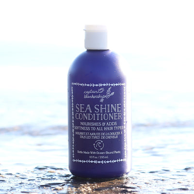 Sea Shine Conditioner with Shea & Sea Minerals