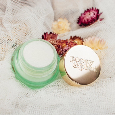 Sweet Mint Exfoliating Lip Scrub