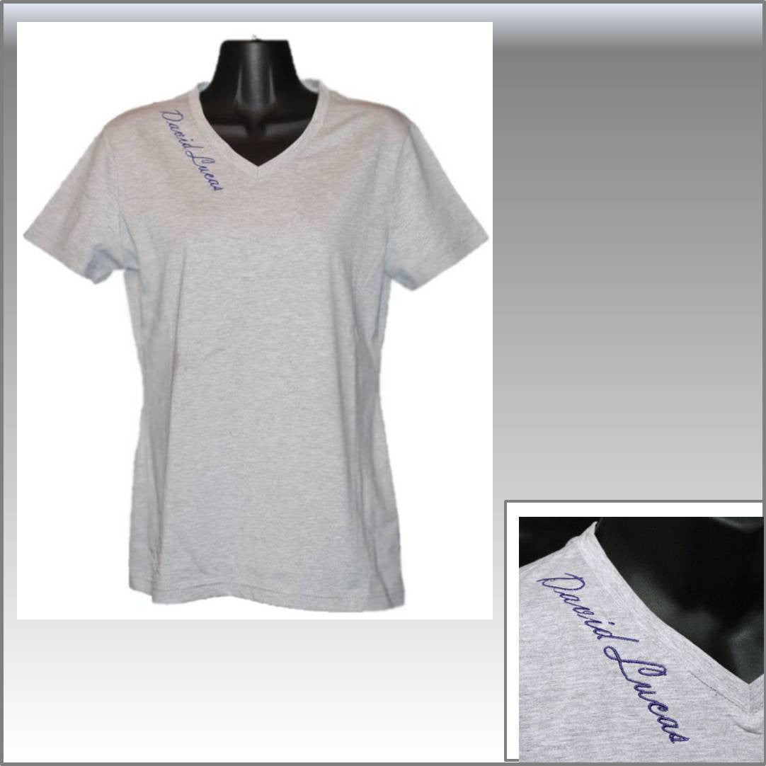 Womens DL Classic Vneck Shirts