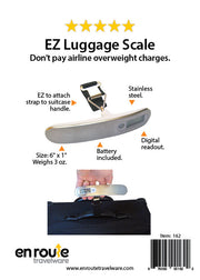 Luggage Scale (#162) - En Route Travelware