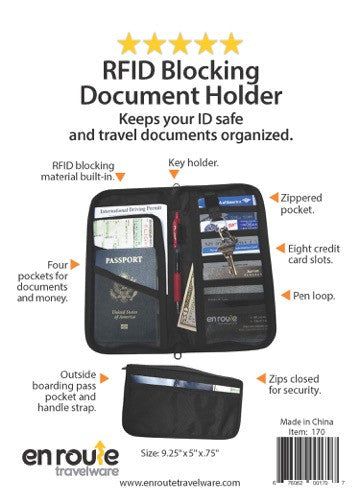 RFID Document Organizer