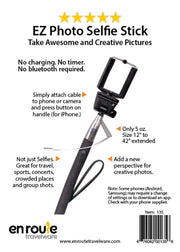 Photo Selfie Stick (#139) - En Route Travelware