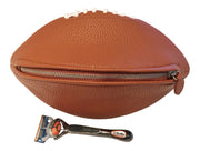 Football Toiletry Tote (#146) - En Route Travelware