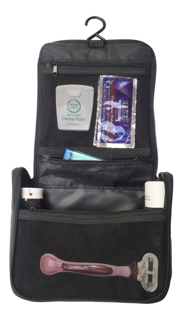Small Toiletry Organizer (#154) - En Route Travelware