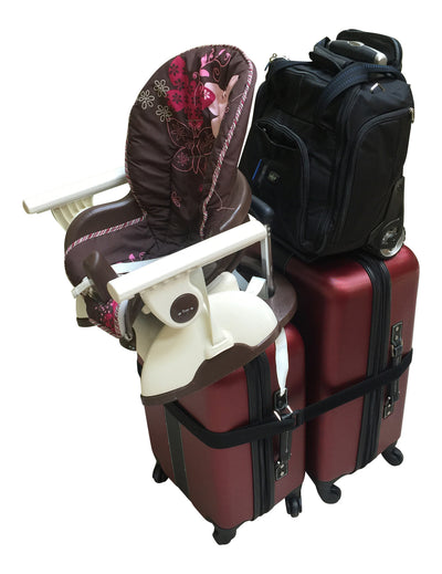 Family Travel Carry All Strap Set (#159)