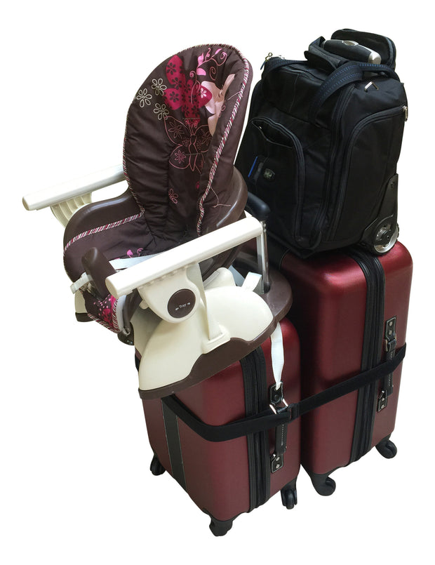 Travel Carry All Strap Set (#159) - Great for Families! - En Route Travelware