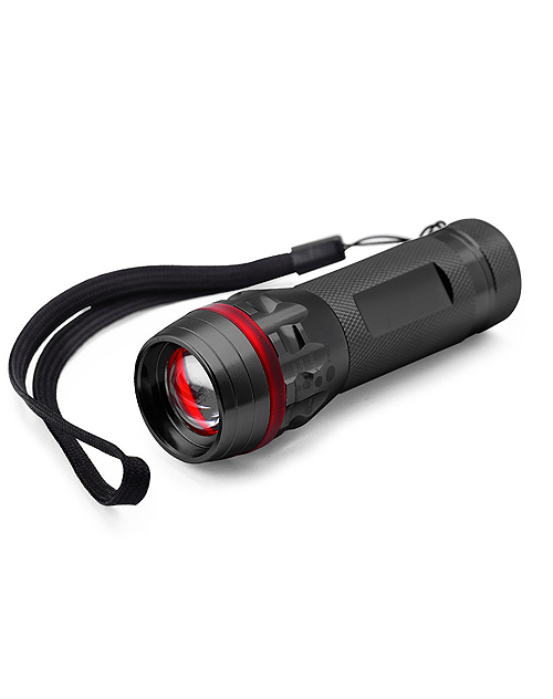 Flashlight with Zoom
