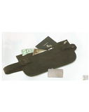 RFID Money Belt.  Blocks electronic identity theft!