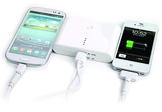 Back Up Battery Power Bank (#142) - En Route Travelware