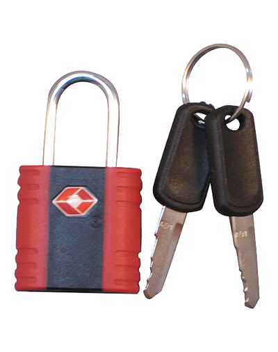 Luggage Lock (#140) Two keys. TSA approved. - En Route Travelware
