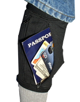 Travelers Deluxe Leg Safe (#167) BACK IN STOCK!  Also check out our Leg Stash