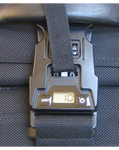 Locking Luggage Belt with built in Luggage Scale (#151)