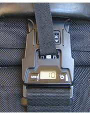 Luggage Belt with built in Luggage Scale (#151) - En Route Travelware