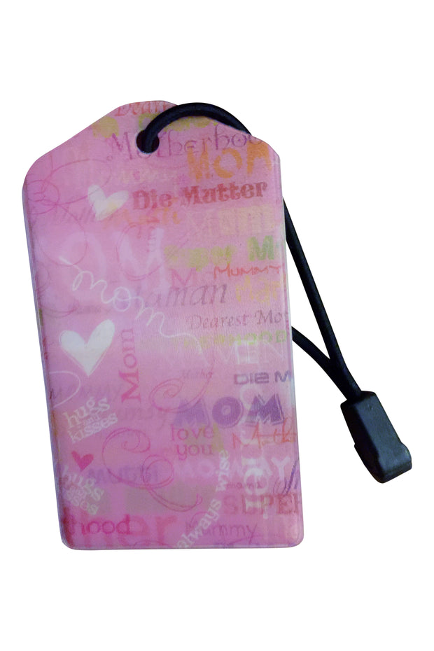 z Luggage Tag: Mom - En Route Travelware