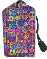 Luggage Tag:Peace