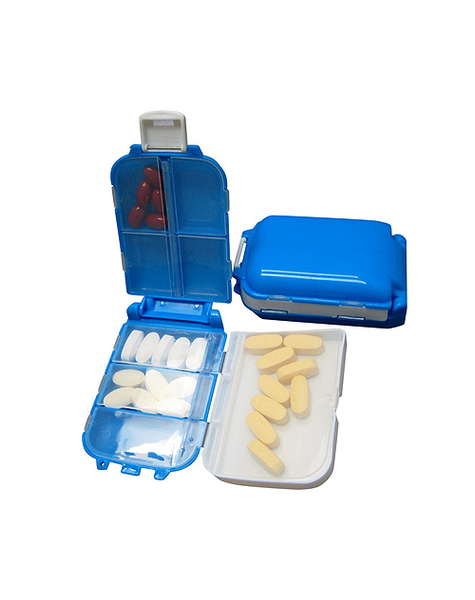 Travelers Pill Case (#178)