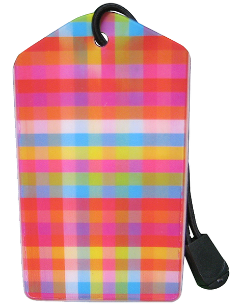 Luggage Tag:Stripes
