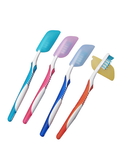 Silicon Toothbrush Covers (#176) Set of 4