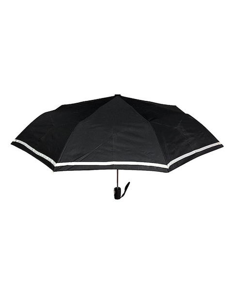 Travel Umbrella with Reflective Trim (#145)