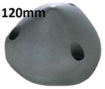 120 MM Max Prop Zinc Nut Replaces 120M Zinc Anode