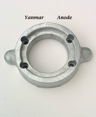 Yanmar Saildrive Collar Magnesium Anode SD-20-30-40-50 Replaces 196420 02652