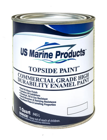 Topside Paint Safety Orange