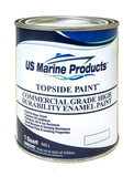 Topside Paint Green