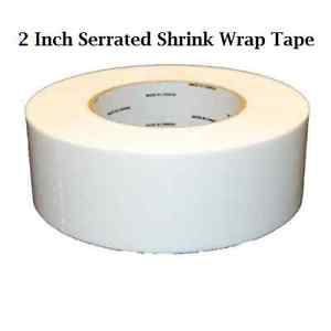 "Shrink Wrap Tape 2"" X 180'"