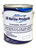 Topside Paint Semi-Gloss White
