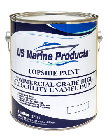 Topside Paint Blue