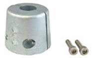 De-Icer Areator Zinc Anode 1/2 Inch For Kasco & Power House Ice Eaters X-0