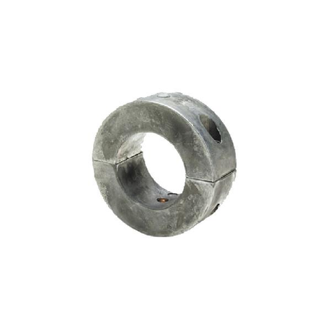 C1 - 3/4 Inch Shaft Collar Donut Zinc Anode
