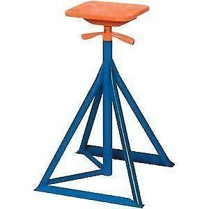 "Brownell Boat Stands MB2 Painted with Tops, Height 29"" - 46"""