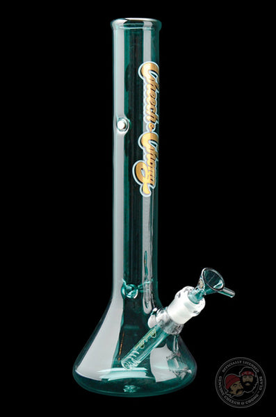 Cheech & Chong™ Glass Sergeant Stadanko Beaker Tube Water Pipe