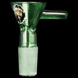 Cheech & Chong™ Glass Gold Foil Heads 14mm Pull-Out