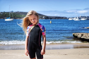 Girls Wet Suit