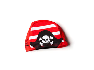 Pirate Swim Cap