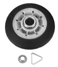 349241   Dryer Rear Drum Rollers