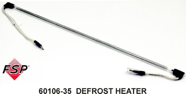 Part #60106-35  Refrigerator Defrost Heater