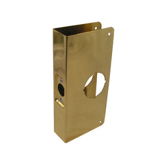 33-652BD3 --  9 In. Brass Door Security Defender