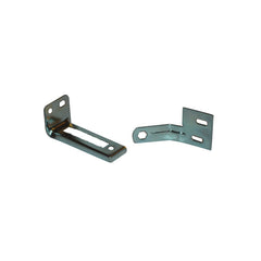 9-1108, 9-1111 Bi-Fold Door Bottom Pivot Bracket with Aligner