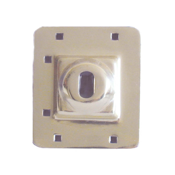 37-652ISB - Dead Bolt Protector   For Inswing Doors
