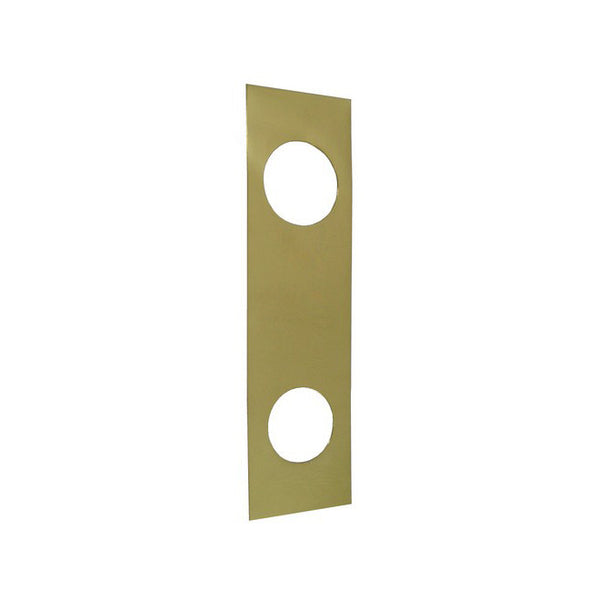 38-652LT     Decorative Lock Trim Brass