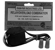 RP041    Solid State Relay/Overload