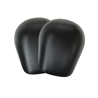 Smith Scabs Jr. Replacement Caps - Black (Set of 2)