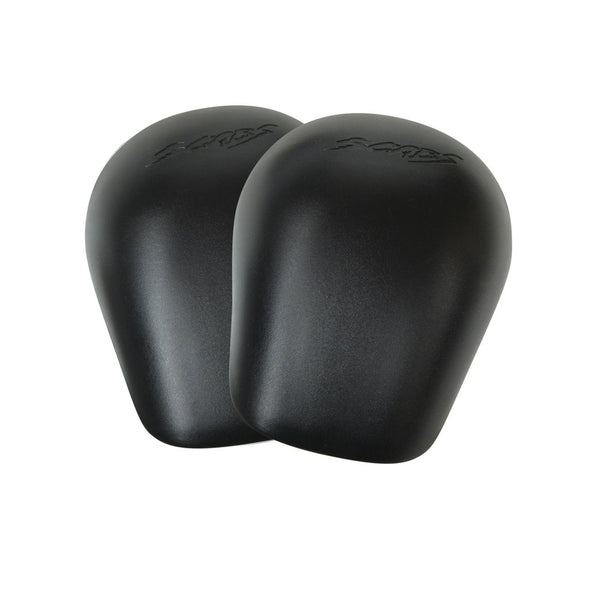 Smith Scabs Derby Replacement Caps - Black (Set of 2)